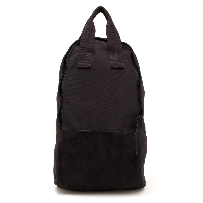 Ear Tote Backpack Long Noir