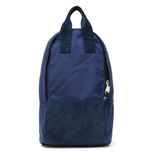 Ear  Long Tote Backpack Navy