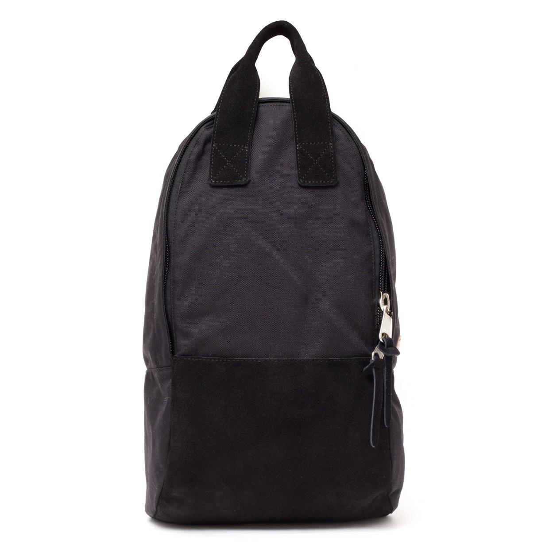 tote backpack long noir